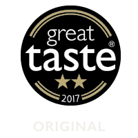 Original Gin - Great Taste Awards, awarded in 2 Stars 2017.