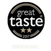 Original Gin - Great Taste Awards, awarded in 2 Stars 2017.